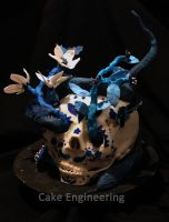 Threadcakes 2014: Beauty Immortal by cake-engineering