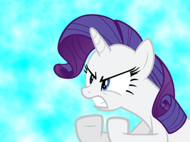Simple Rarity Wallpaper thingy by RarityFTW