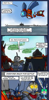 The Cat's 9 Lives! 3 Catnap and Outfoxed Pg67 by TheCiemgeCorner