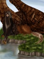 Griffin by Menestria