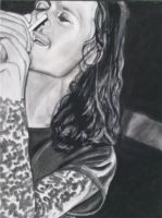 Passionate Ville Valo by lackasleep