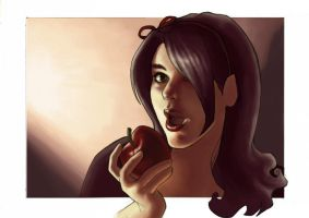 Snow White by JessiBeans