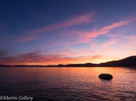 East Shore sunset140630-66 by MartinGollery
