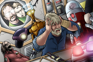The Experiment by TravisTheGeek