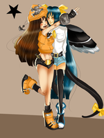 Dizzy and May xrd by VanessaKILLER