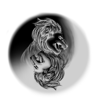 Lion Tattoo For My Brother by Snowkitty129