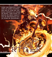 GhostRider - Comic Concept by DiegHoDesigns