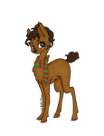 December 2nd Teddy Bear Pony Auction (OPEN) by Midnight--Comet