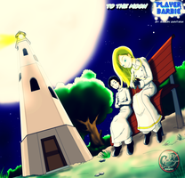 Player Barbie e Renan:To the moon by Craig-Kun-Bp