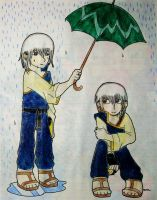 Theme 30: Under the Rain by Shientah
