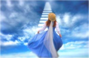 Stairway to heaven by Rosie311