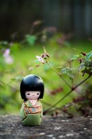Mayu in the garden 03 by stphq
