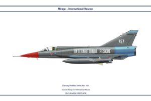 Fantasy 757 Mirage International Rescue by WS-Clave