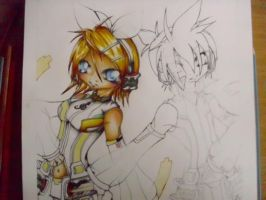 Kagamine.Append -unfinished- by Len-kyun