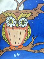 A Owl by sampson1721