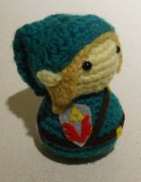 Link from Legend of Zelda Amigurumi by ChibiSayuriEtsy