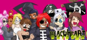 blackheart raiderz by shonenpunk
