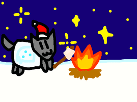 Concours pour nyan cat  au froid !^^ by Freedom1290
