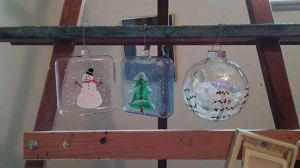 Ornaments by BellyBumDrum