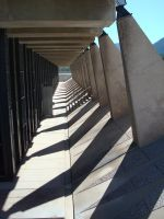 Air Force Academy Chapel 5 by Davidk1960