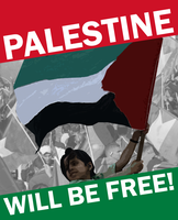 Free Palestine by Party9999999