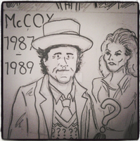 McCoy - Call the Doctor W.I.P by MCASEY92
