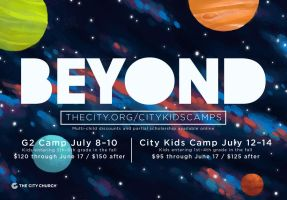 Beyond Camp Flyer by mscorley