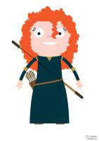ADC 022: Merida by striffle