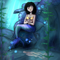 ts3:Mermaid by RisaStorm