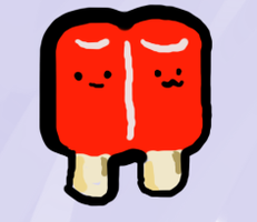 Oh! Look! It's the Popsicle Twins! by Ueggeu