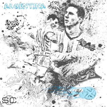 ARGENTINA - MESSI by Leo10thebest