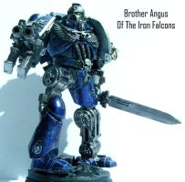 Inquisitor Model Brother Angus by Proiteus