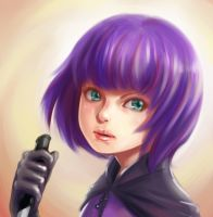 Hit-Girl by NinjaHam