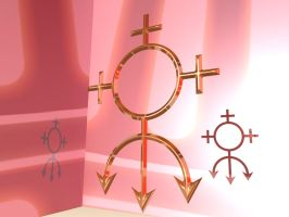 Silent Hill Church Symbol 2.0 by Doomsday-Device