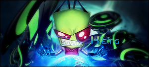 invader zim tag by ketg