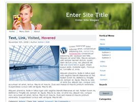 Health WP Theme by wastematerials