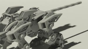 Project Liger Zero 2011 - 12 by 3DRaptor