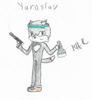 .:New Chara:. Yaroslav the Wolf by Wolfblade-Numbs