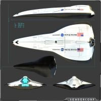 Concept Advance Shuttle by PINARCI