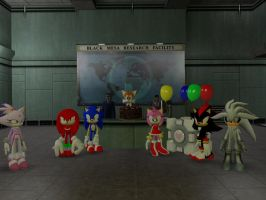Happy Birthday Tails by GlitchyProductions