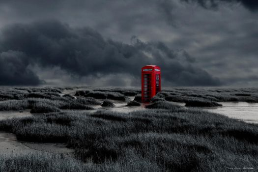 The Phone Box by Bogwoppet