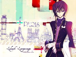Lelouch wallpaper gift by lady-alucard