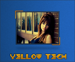 Yellow Tech by ErikFX