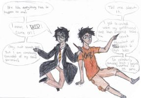 Pity Party!! by swordofcoldfire010