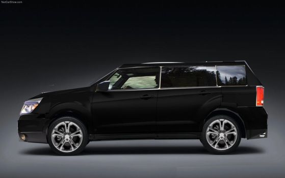 2012 Wilshire Stonewall SUV by chef211