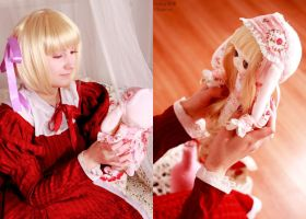 APH: Pretty doll by Aster-Hime