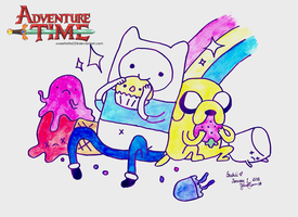Adventure Time by sweetlolita22