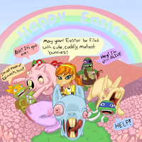 Happy Easter! by Cry4Ugly