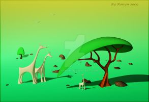 Africa by The-Ronyn
