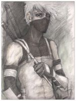 ANBU Kakashi by janey-jane